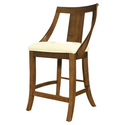 Somerton Dwelling Gatsby Barstool in Medium Brown
