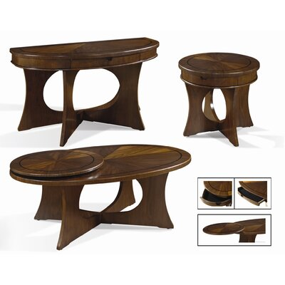 Somerton Dwelling Manhattan Coffee Table Set