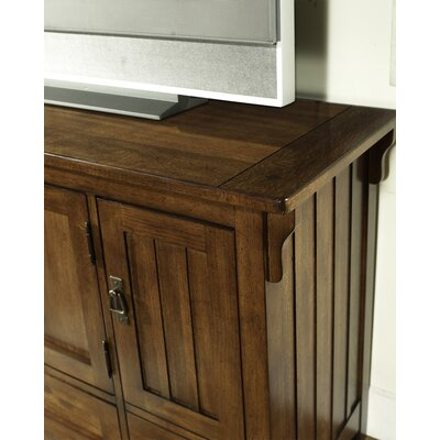 "Somerton Dwelling Craftsman 65"" TV Stand"