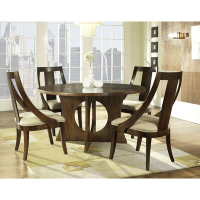 Manhattan 5 Piece Dining Set Wayfair