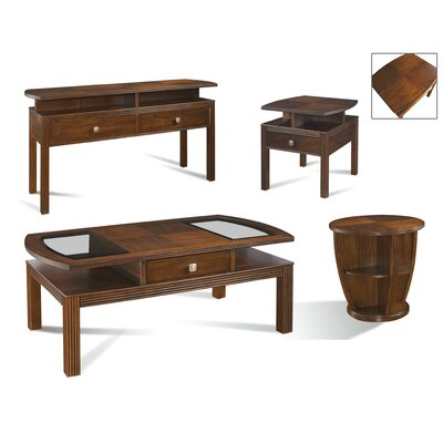Somerton Dwelling Gracious Living Coffee Table Set