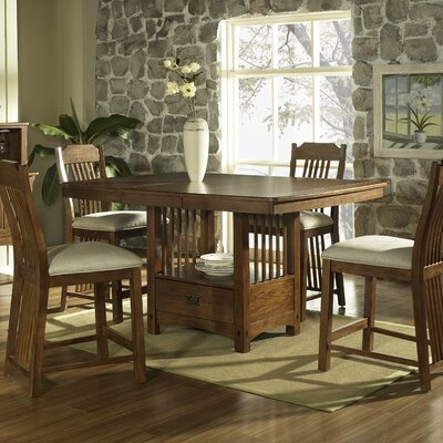 Craftsman Counter Height Table