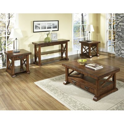 Somerton Dwelling Barrington Coffee Table Set
