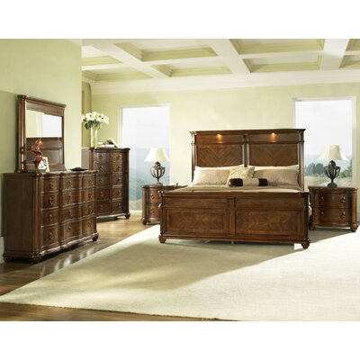 Somerton Dwelling Melbourne Panel Bedroom Collection