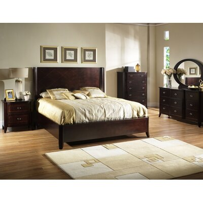 Somerton Dwelling Crossroads Panel Bedroom Collection