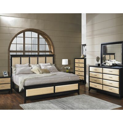 Somerton Dwelling Insignia Panel Bed