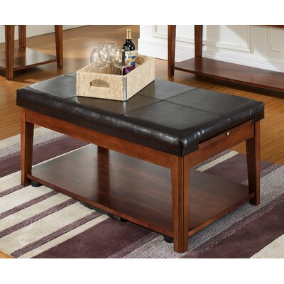 Somerton Dwelling Davis Coffee Table with Lift-Top