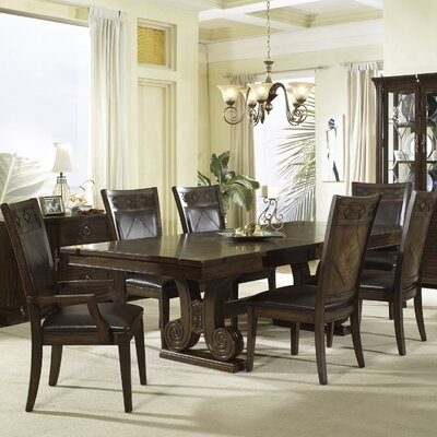 Somerton Dwelling Villa Madrid 7 Piece Dining Set