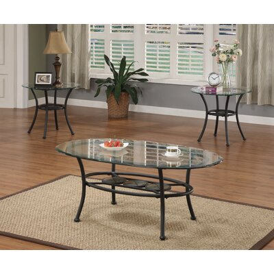 Anthony California 3 Piece Coffee Table Set
