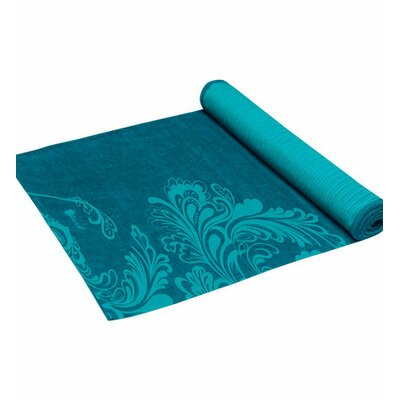 Grippy Watercress Yoga Towel