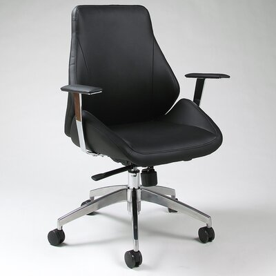 Pastel Furniture Isobella Mid-Back Office Chair