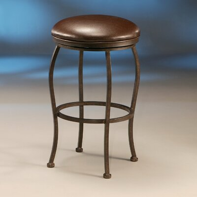 Island Falls Backless Barstool