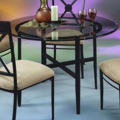 Pastel Furniture Bordeaux Dining Table