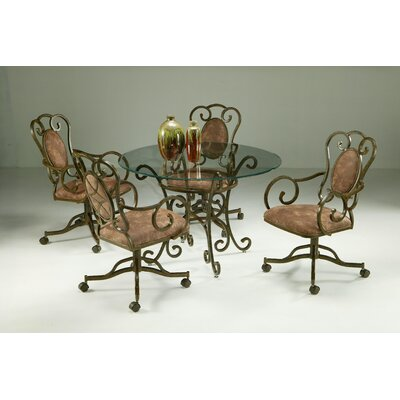 Pastel Furniture Verdugo 5 Piece Dining Set