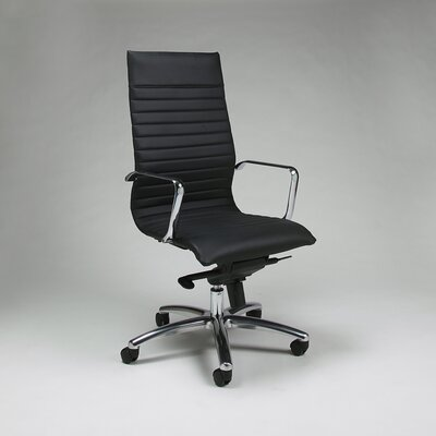 Pastel Furniture Kaffina High-Back Office Chair