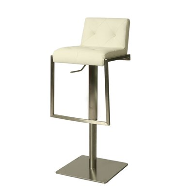 Adijon Adjustable Swivel Bar Stool