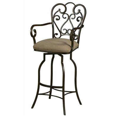 Pastel Furniture Magnolia 30 Quot Swivel Bar Stool With