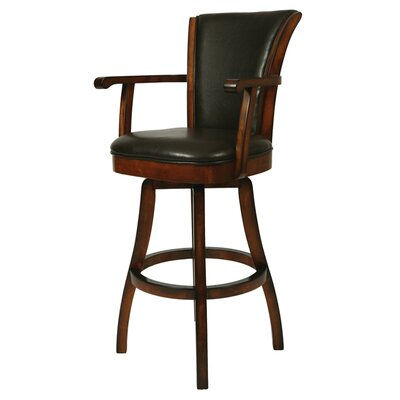 Pastel Furniture Glenwood Barstool with arms