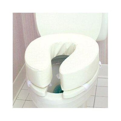 Complete Medical Vinyl Toilet Seat Cushion