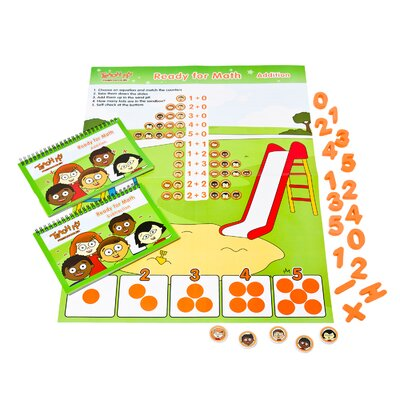 Teach My Preschooler - Ready for Math