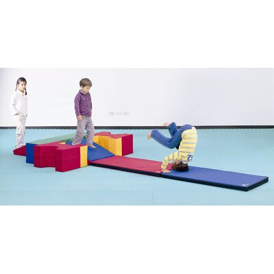 Soft Gym Blocks (Set of 7)
