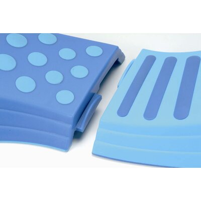 Weplay Wavy Tactile Path in Blue