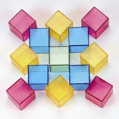 Weplay Rainbow Crystal (Set of 16)