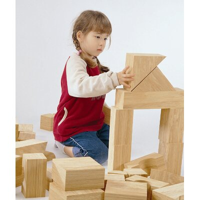 Weplay Softwood (Foam) Large Blocks (56 Pieces)