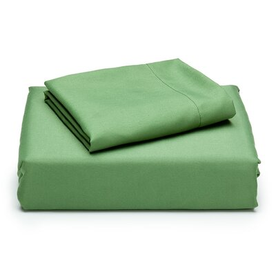 Perry Ellis Microfiber Sheet Set in Green