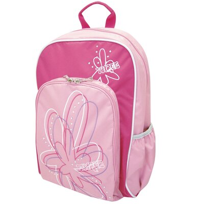 Three Pollen Backpack in Pink