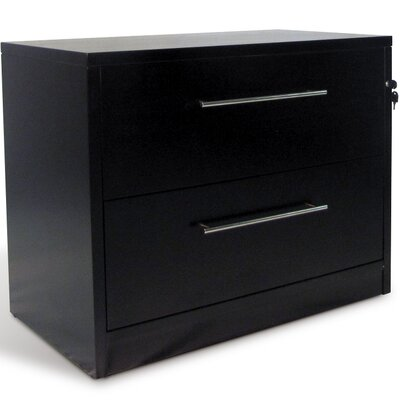 Jesper Office Two Drawer Lateral File Cabinet