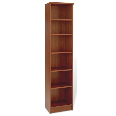 "Jesper Office 100 Pro X 72"" Narrow Bookcase"