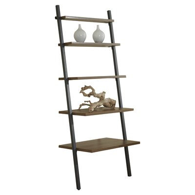 Jesper Office Jesper Office B3071 Parson Five Tier Ladder Bookcase