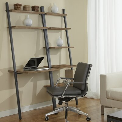 Jesper Office Jesper Office Parson Ladder Desk with Bookcase