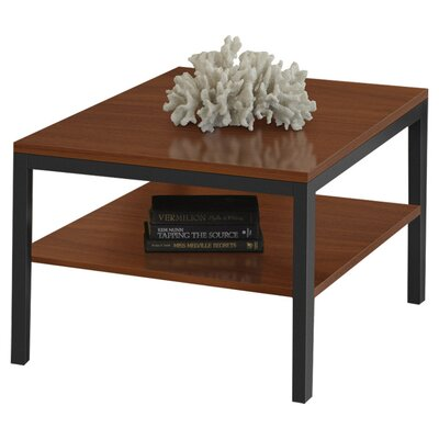 Jesper Office Jesper Office P2424S Square Corner Table with Shelf