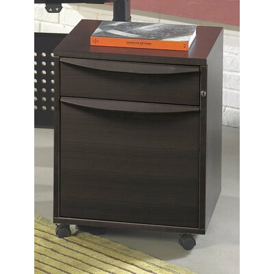 Jesper Office Jesper Office Filing Cabinet in Wood 3465022
