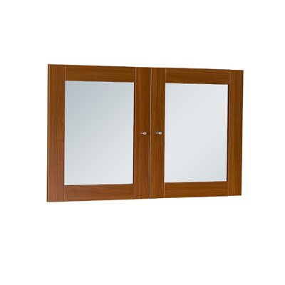 "Jesper Office 20"" H x 30"" W Glass Doors"