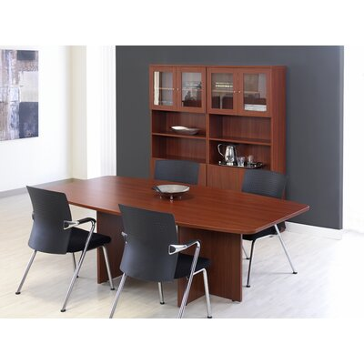 Jesper Office 100 Collection 7' Conference Table Set