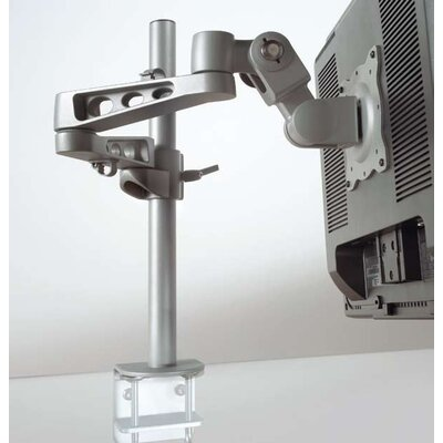 "Jesper Office Ergonomic Monitor Arm 20"" H x 3"" W Desk Mount"