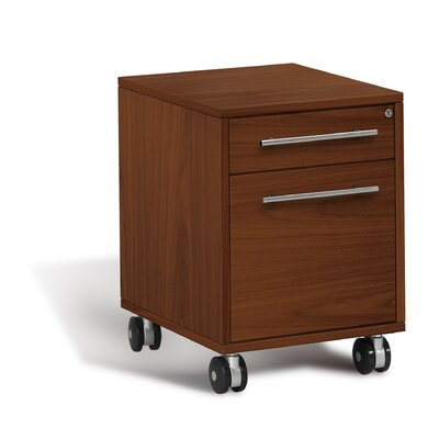 Jesper Office Two Drawer Mobile Pedestal