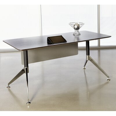 Jesper Office 300 Computer Desk with Modesty Panel
