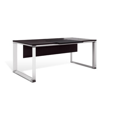 500 Collection Professional Executive Desk with Sled Base