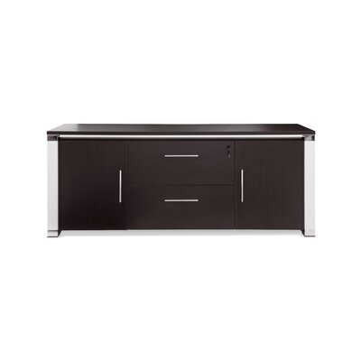 Jesper Office 500 Collection Professional Storage Credenza with File Drawers