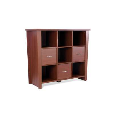 Jesper Office 900 Collection Modern Office Filing Bookcase