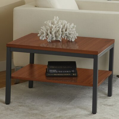 Jesper Office Jesper Office P2720S Parson End Table with Shelf