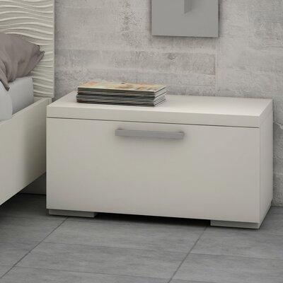 Stellar Home Furniture Sienna One Drawer Nightstand