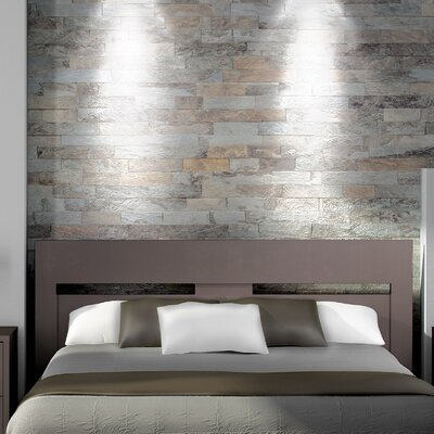 Stellar Home Furniture Cosmopolis Panel Headboard