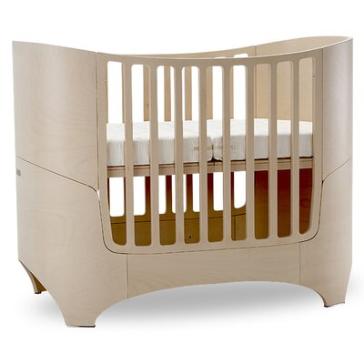 4-in-1 Convertible Crib with Mattress