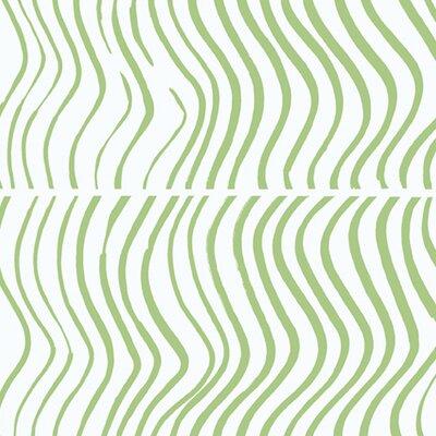 Marimekko Silkkikuikka Chevron Wallpaper