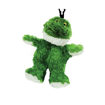 Dr. Noy's Frog Plush Dog Toy